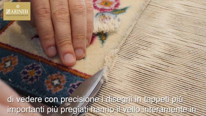 struttura tappeto
