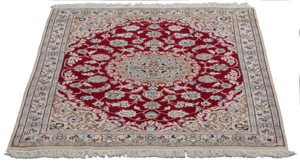 Tappeto Persiano Nain 9Capi 151x103 cm Prospettiva DSC5471