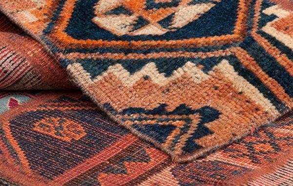 Tappeto-Persiano-Patchwork-170x138-cm-Dettaglio