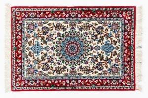 Tappeto persiano Isfahan. 103X79