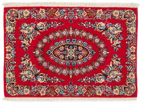 Tappeto Persiano Kashan. 100X70 visione dall'alto