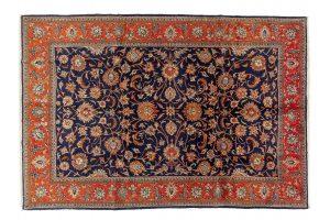 Tappeto Persiano Saruk. 365x262 visione dall'alto