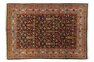 Tappeto Rumeno Erivan. 352x242 visione dall'alto