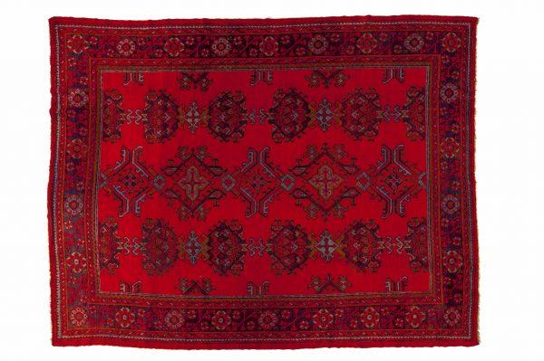Tappeto Berbero. 350x285 visione dall'alto