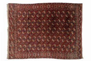 Tappeto Bukhara. 287X233 visione dall'alto