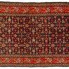 Tappeto Russo Karabag. 192X127 visione dall'alto