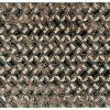 Tappeto Gabbeh Bricks 245 x 175 visione dall'alto
