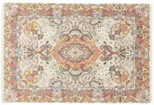 Tappeto Persiano Tabriz 250 x 174 visione dall'alto