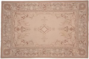 Tappeto Cinese Needlepoint 235 x 156 visione dall'alto