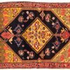 Tappeto Persiano Malayer Antico 187 x 137 visione dall'alto