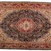 Tappeto Indiano Agra 258 x 169 visione dall'alto