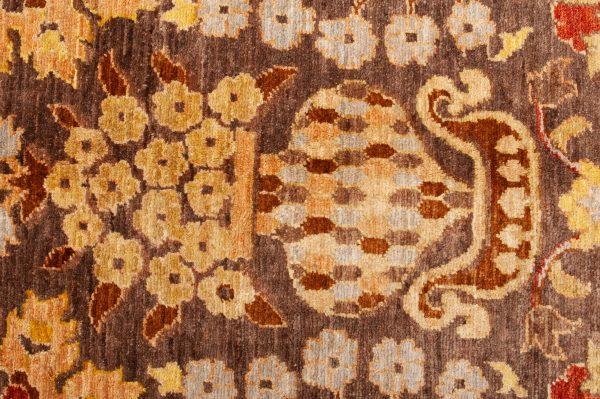 Tappeto-Afgano-Afgano-Abbasi-352x277cm-dettaglio