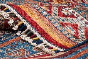 Tappeto Afgano Chapat 197x152 cm Dettaglio DSC5825
