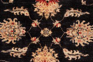 Tappeto Afgano Chobi 194x150cm dettaglio-5855