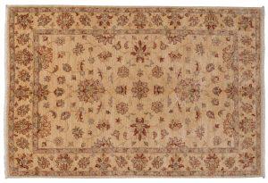 Tappeto Afgano Chobi Ext 186x122 cm Alto