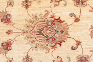 Tappeto Afgano Chobi Extra 249x245 cm Dettaglio DSC5738