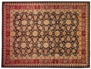 -Tappeto Afgano Hamaliya 357x270cm alto copia