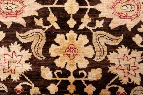 -Tappeto Afgano Hamaliya 357x270cm dettaglio