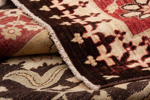 -Tappeto Afgano Hamaliya 357x270cm dettaglio_DSC5966