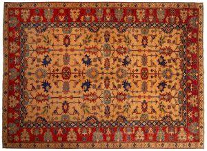 Tappeto-Afgano-Kazak-Gold-366x263cm-alto