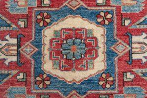 Tappeto-Afgano-Kazak-Sup-233x292-cm-Dettaglio