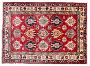Tappeto-Afgano-Kazak-Super-2156x155-cm-Alto