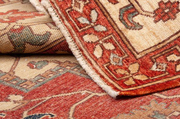 Tappeto-Afgano-Shirwan-old-307x277cm-dettaglio