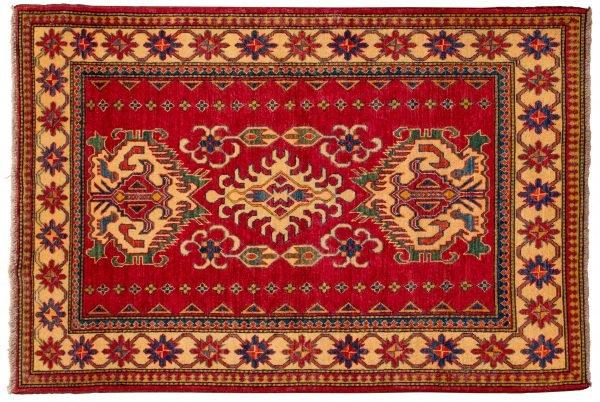 Tappeto Afgano Uzbek 180x120cm alto-167