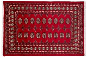 Tappeto Pakistan Bukara 180x123cm alto-164