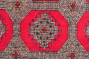 Tappeto Pakistano Karaci 183x180 cm Dettaglio