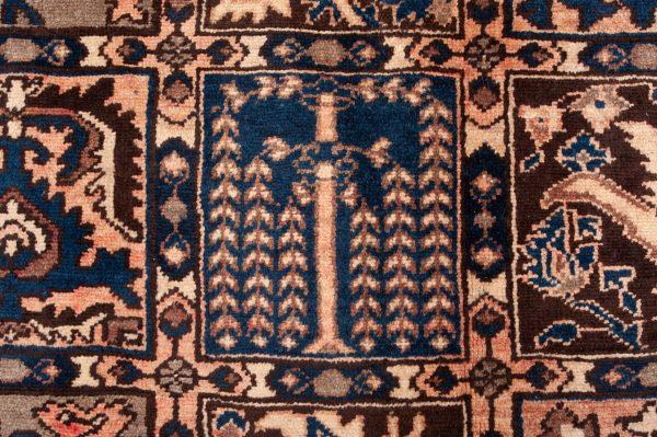 -Tappeto Persiano Baktiari 358x270cm dettaglio_DSC5999