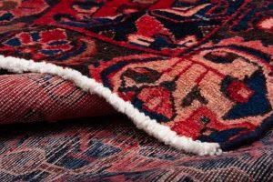 Tappeto Persiano Hamadan 207x125cm dettaglio-5870