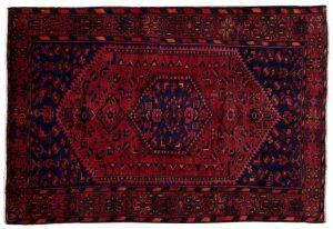 Tappeto Persiano Hamadan 216x143 cm Alto