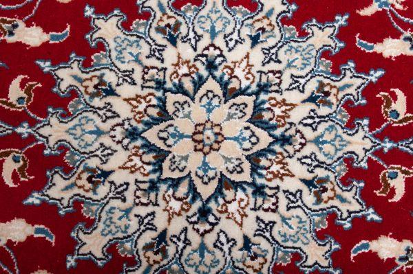 Tappeto Persiano Nain 212x150cm dettaglio-5878