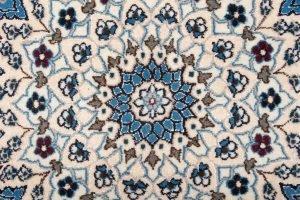 -Tappeto Persiano Nain 348x240cm dettaglio_