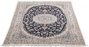 Tappeto Persiano Nain 9 259x155 cm Prospettiv