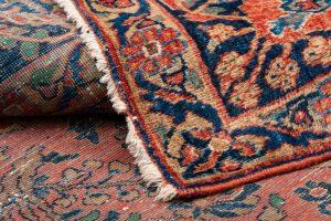 Tappeto-Persiano-Saruk-Antico-348x236cm-dettaglio