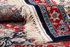 -Tappeto Persiano Tabriz 80 303x248cm dettaglio
