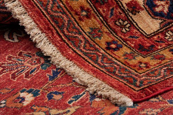 -Tappeto Persiano Yashar 369x283cm dettaglio_DSC5962
