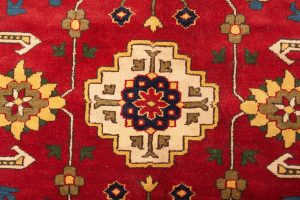 Tappeto Afgano Shirwan 389x296cm dettaglio