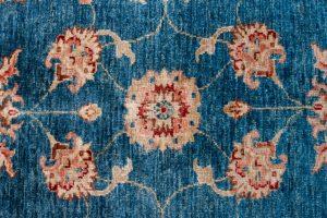 Tappeto Afgano Asla 194x154cm dettaglio-5842