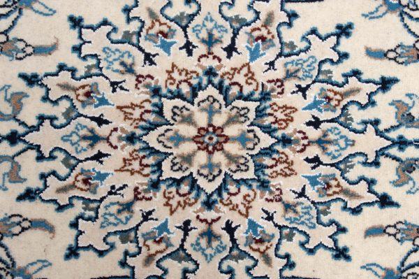 Tappeto Persiano Nain dettaglio