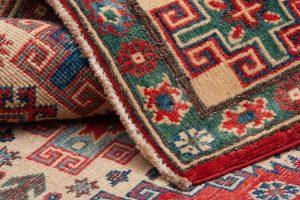 Tappeto Afgano Uzbek 203x149cm dettaglio-5833