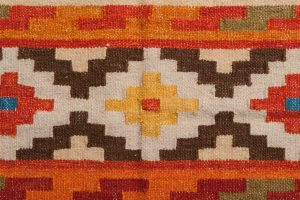 Tappeto-India-Kilim-182x125-cm-Dettaglio