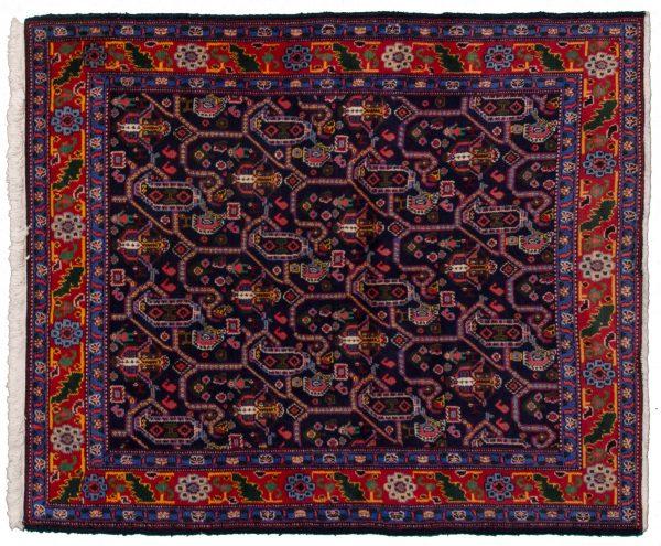 Tappeto-Persiano-Sanandaj-148x126-cm-Alto