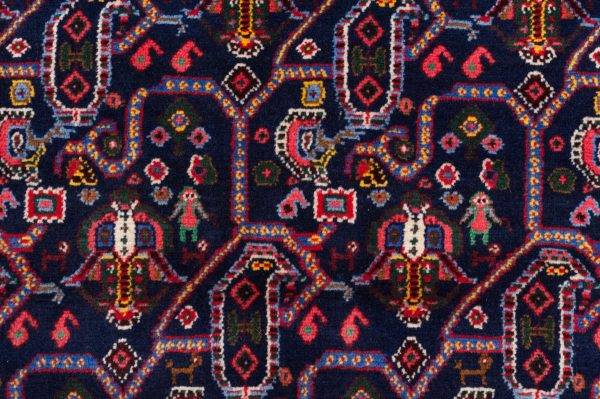 Tappeto-Persiano-Sanandaj-148x126-cm-Dettaglio