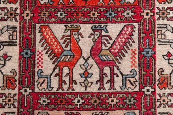 Tappeto-Persiano-Sumak-185x72-cm-Dettaglio