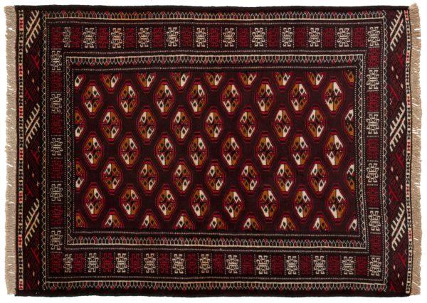Tappeto-Persiano-Turkeman-156x-112-cm-Alto