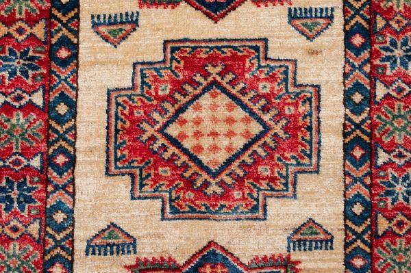 Tappeto-Afgano-Kazak-Super-82x56cm-dettaglio