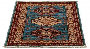 269848-Tappeto-Afgano-Kazak-Gold-90x60cm-Prospettiva